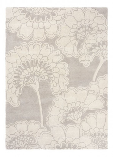 Japanese Floral 39701 Oyster
