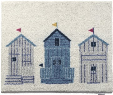 Hug Rug Bath Mat Bath 13 Beach Huts 10 New Customer