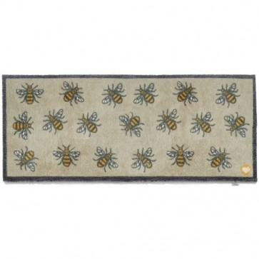 hug rug dirt trapper doormat runner bee heugah interiors. Black Bedroom Furniture Sets. Home Design Ideas