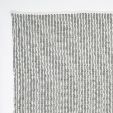 Weaver Green Rug Brighton Stripe Dove Grey