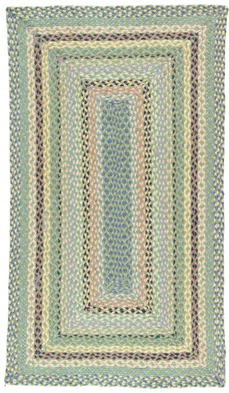 Braided Rug Mint Rectangle 10 New Customer Discount
