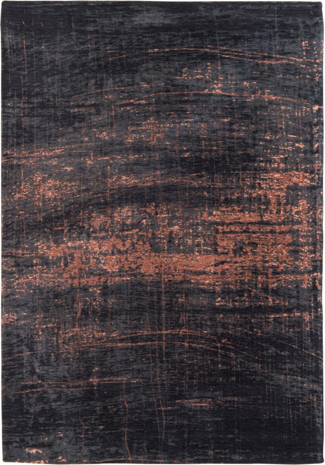 louis de poortere rug mad men 8925 soho copper heugah interiors. Black Bedroom Furniture Sets. Home Design Ideas