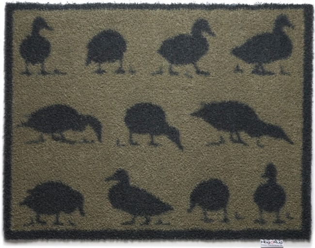 Hug Rug Dirt Trapper Design Doormat Animal 10 Heugah