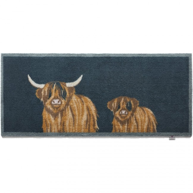 Hug Rug Washable Dirt Trapper Doormat And Runner Highland
