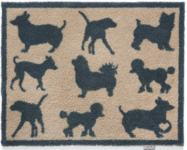 hug rug doormat and runner pet 31 dogs heugah interiors. Black Bedroom Furniture Sets. Home Design Ideas