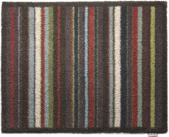 hug rug doormat and runner dirt trapper stripe 20 heugah. Black Bedroom Furniture Sets. Home Design Ideas