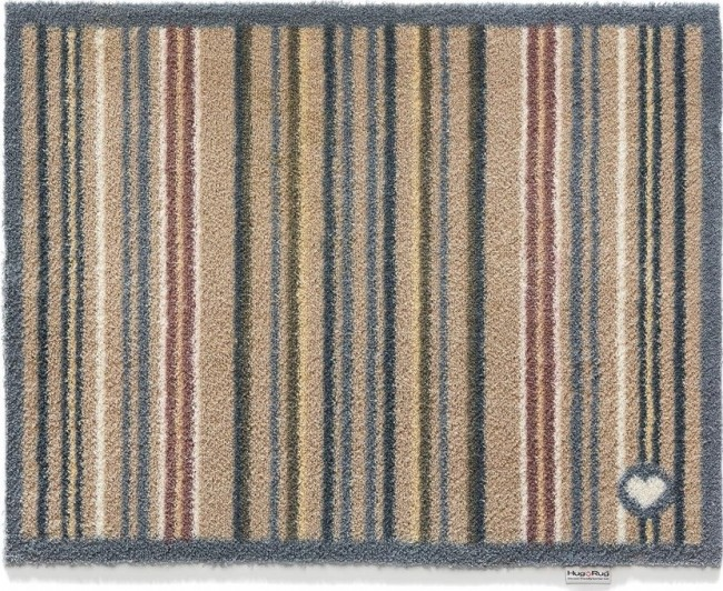 hug rug doormat and runner dirt trapper stripe 26 heugah. Black Bedroom Furniture Sets. Home Design Ideas