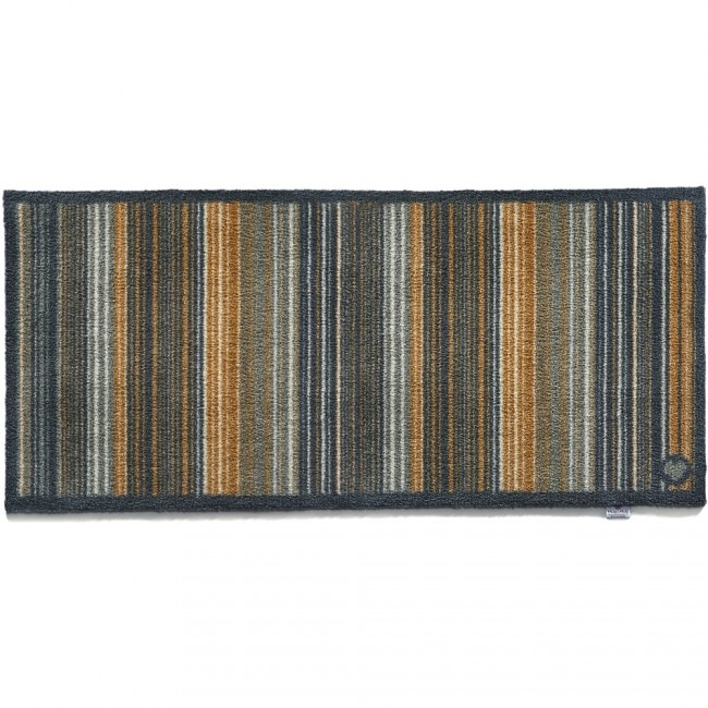 hug rug washable dirt trapper doormat and runner stripe 75. Black Bedroom Furniture Sets. Home Design Ideas