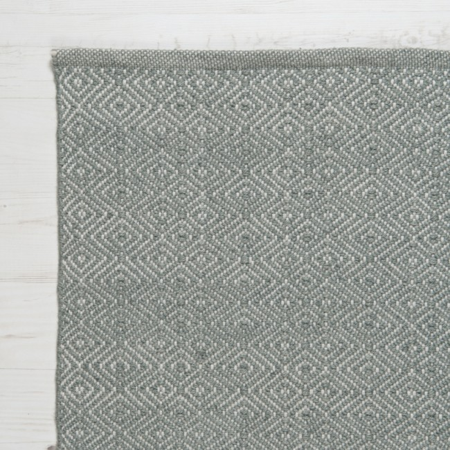 Weaver Green Rug For Kitchens Diamond Dove Grey Heugah