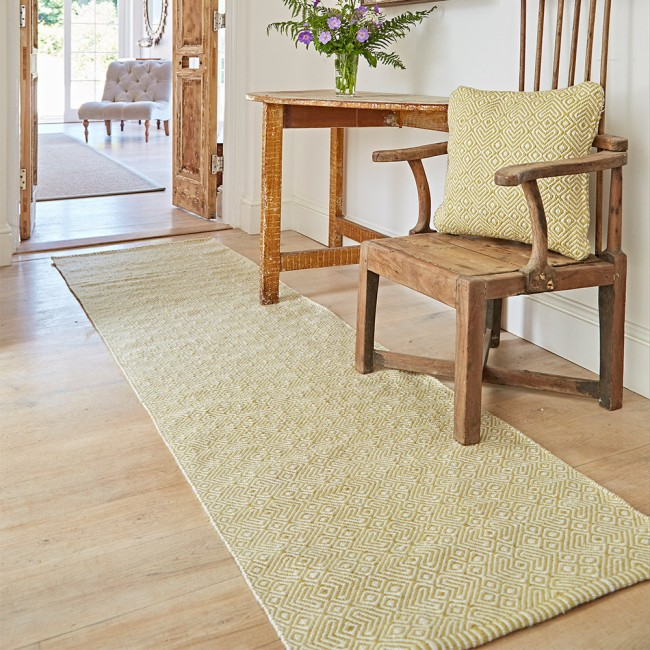 Weaver Green Rug Provence Gooseberry: Rugs For Kitchens