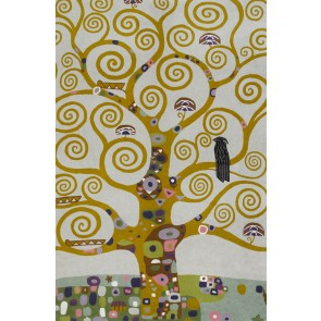 Zaida Klimt Tree of Life Rug