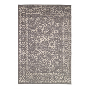AFK Rug Antiqiue Dark Grey