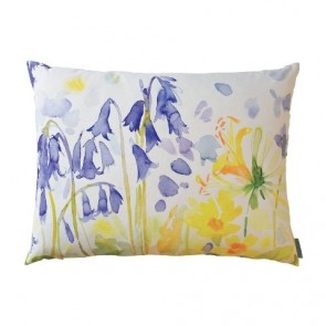 Bluebellgray Cushion Bluebell Woods