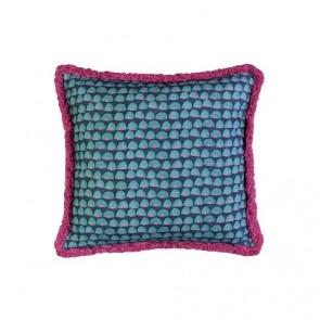 Bluebellgray Cushion Tom Carmine
