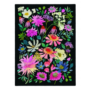 Bluebellgray Rug Zinnia Twilight
