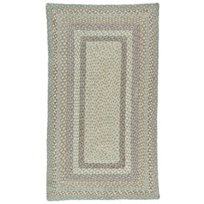 Braided Rug Seaspray Rectangle