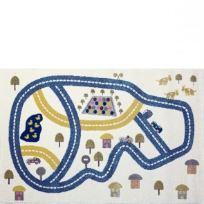 Children's rug circuit