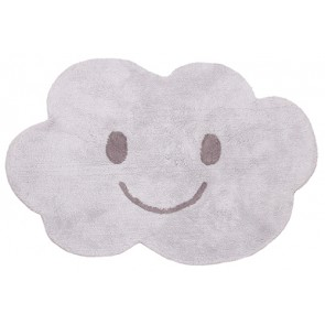 Washable Children's Rug - Nimbus Grey