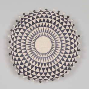 Niki Jones Cushion | Concentric Slate