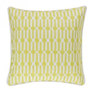 Cushion Links Chartreuse