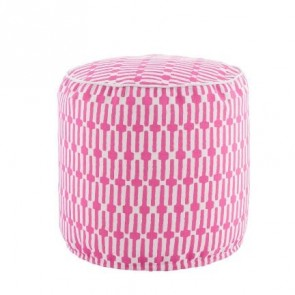 Pouf Links Fuchsia