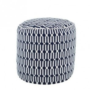 Pouf Links Navy