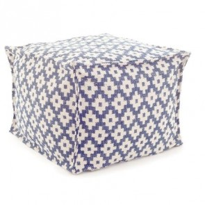 Pouf Samode Denim