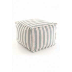 Pouf Trimaran Light Blue