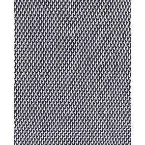 Dash & Albert | Indoor Outdoor Rug | Two Tone Rope Navy Ivory 122cm x 183cm