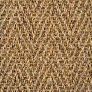Natural Sisal Rugs Herringbone Pewter zoom