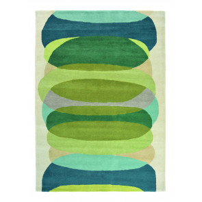 Harlequin Rug Ellipitic Emerald 140307