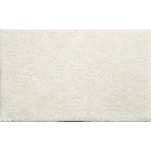 Bamboo Bath Mat Plain Cream
