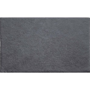 Bamboo Bath Mat Plain Graphite