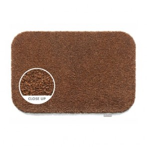 Hug Rug Doormat Runner Spanish Brown