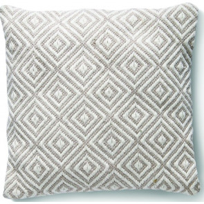 Hug Rug Woven Cushion | Diamond Natural