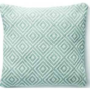Hug Rug Woven Cushion | Diamond Sky Grey