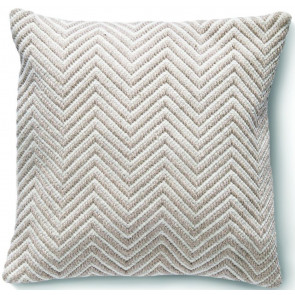 Hug Rug Woven Cushion | Herringbone Natural