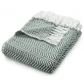 Hug Rug Woven Throw | Herringbone Warm Grey