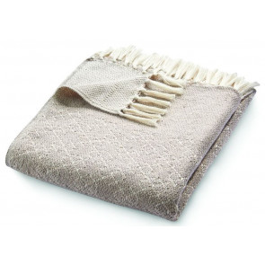 Hug Rug Woven Throw Trellis Natural