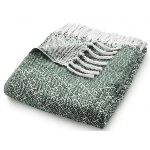 Hug Rug Woven Throw | Trellis Warm Grey
