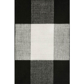 Linie Design Rug | Bologna White-Black