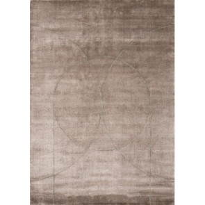 Linie Design Rug Circulus Powder