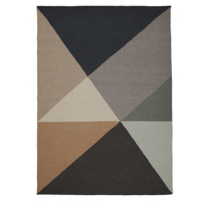 Linie Design Rug | Metri Earth