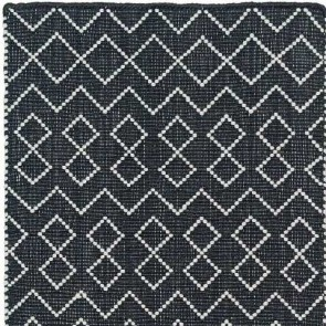 Liv Rug - Indoor/Outdoor - Tunis Black