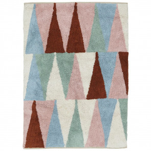 Liv Rug Organic Cotton Parade