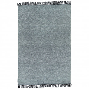 Liv Rug Handspun PET North Grey Black