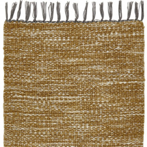 Liv Rug Handspun PET North Mustard