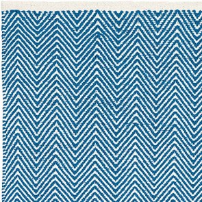 Liv Rugs Zigzag Denim