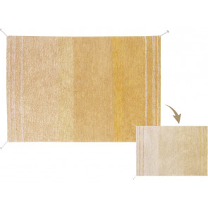 Lorena Canals Rug Reversible | Twin Amber