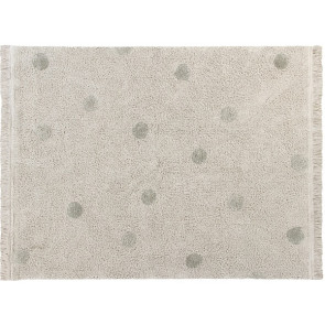 Lorena Canals Rug | Hippy Dot Olive